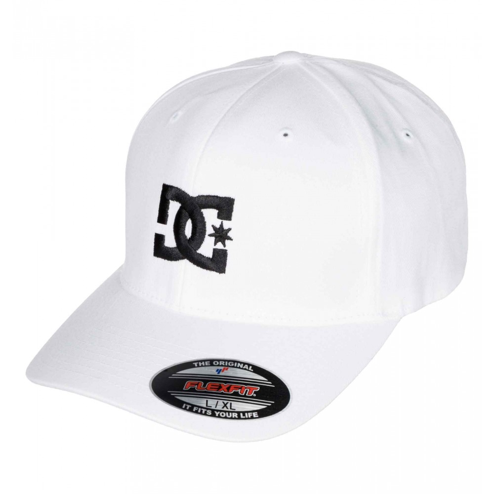 Mens Cap Star 2 Hat 55300096 DC Shoes