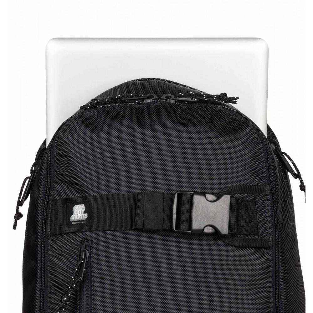 Mens Slam City Backpack ADYBP03032 DC Shoes