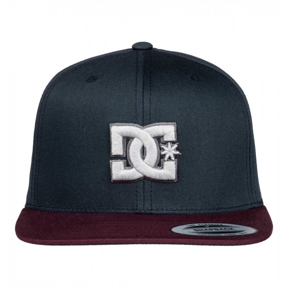 Mens Snappy Hat ADYHA00058 DC Shoes