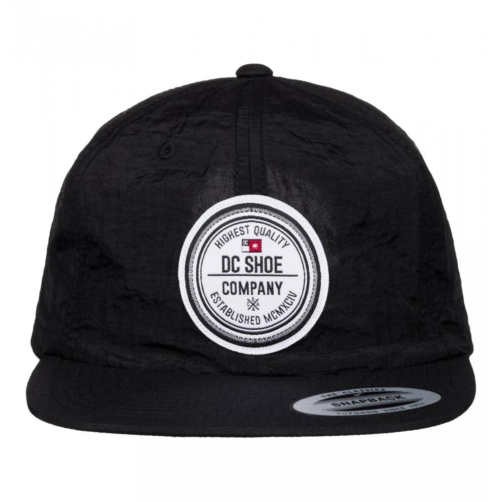 Mens Sealage Snapback Hat ADYHA03329 DC
