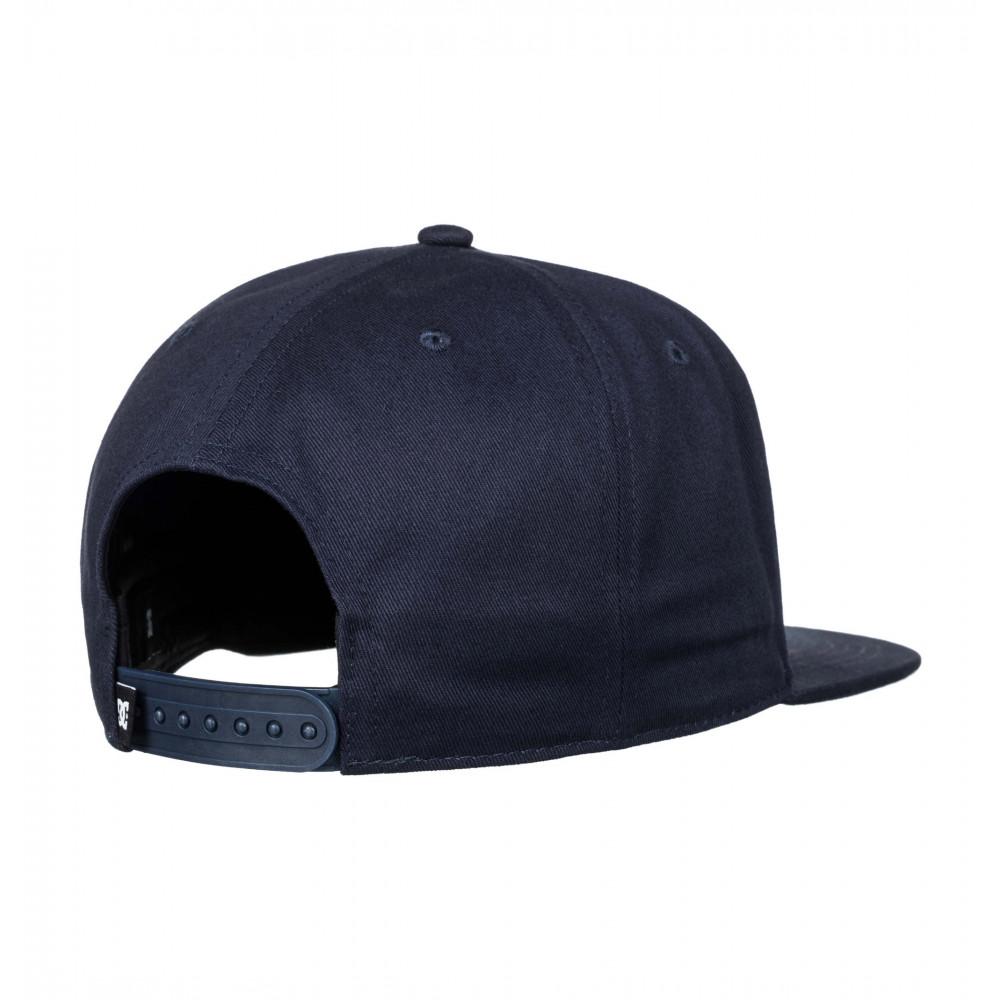 Mens Rikers Snapback Hat ADYHA03523 DC Shoes