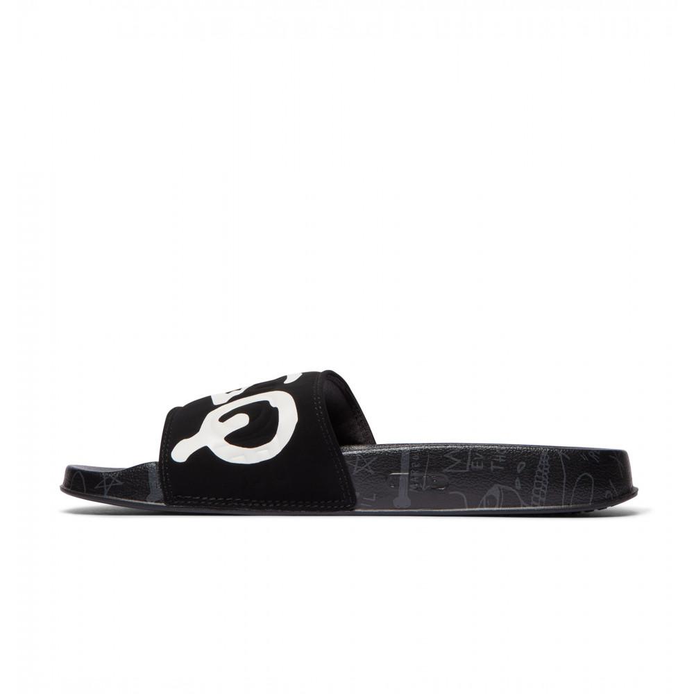 BASQ DC SLIDE ADYL100075 DC Shoes