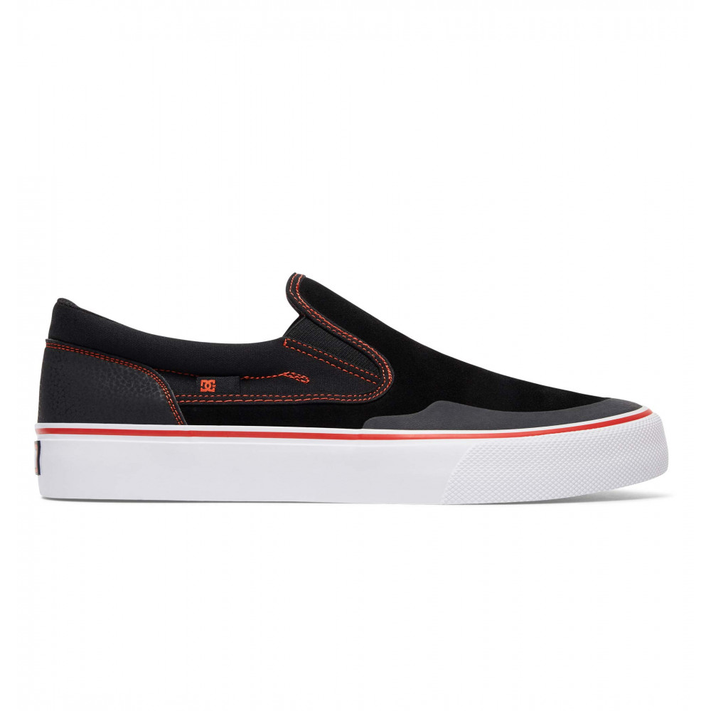 Mens Trase Slip On S RT Shoe ADYS300357 DC Shoes