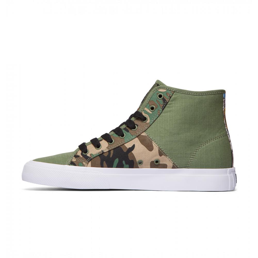 BASQ MANUAL HI ADYS300687 DC Shoes