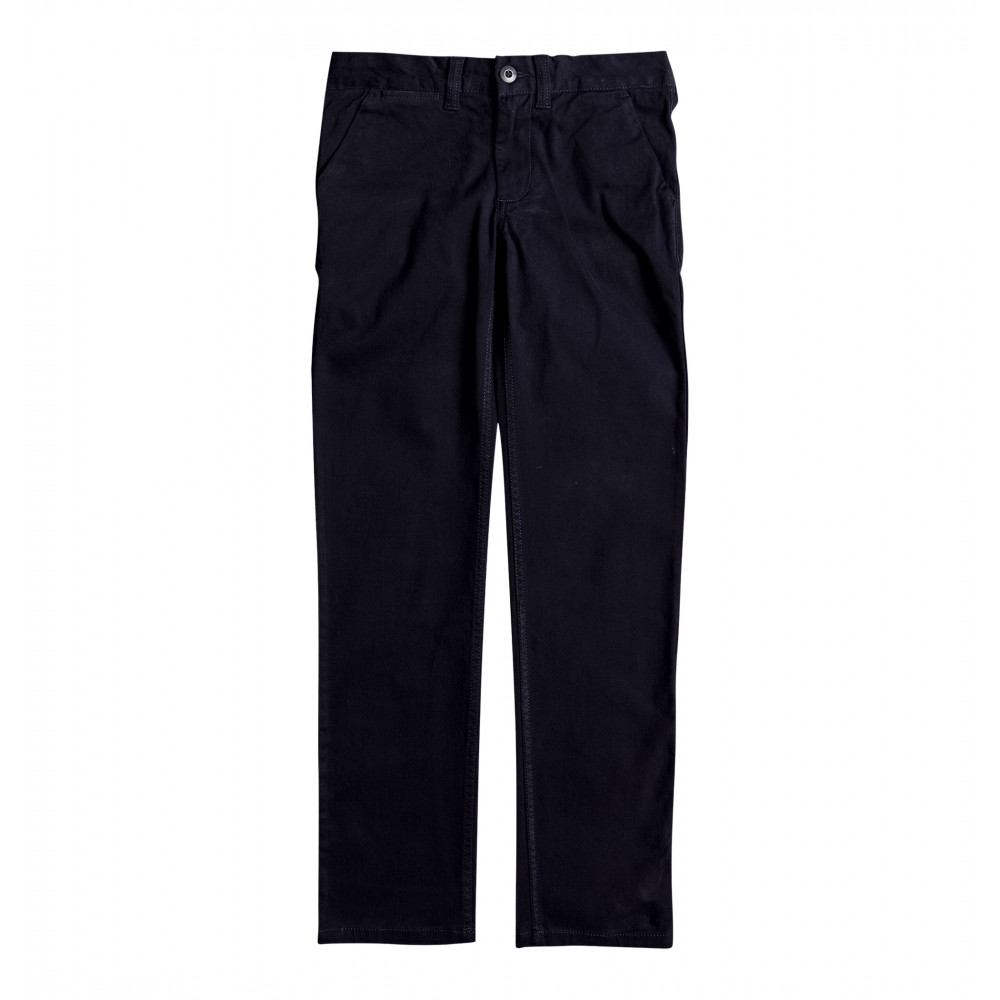 Teen 10-16 Worker Slim Chino Pant EDBNP03005 DC Shoes