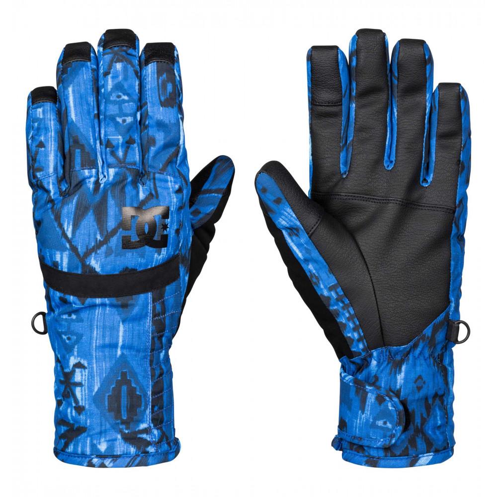 Womens Seger Snow Gloves EDJHN03007 DC