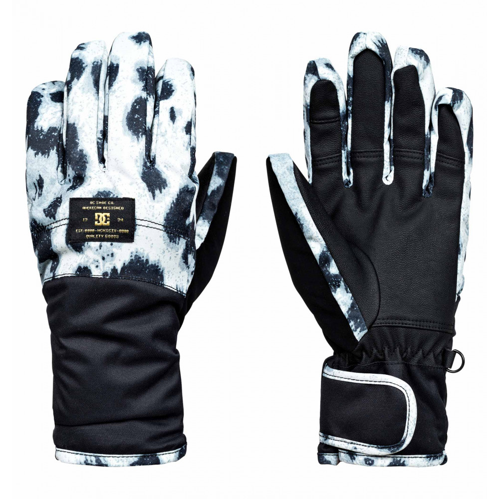 Womens Franchise 10K Snow Glove EDJHN03010 DC Shoes