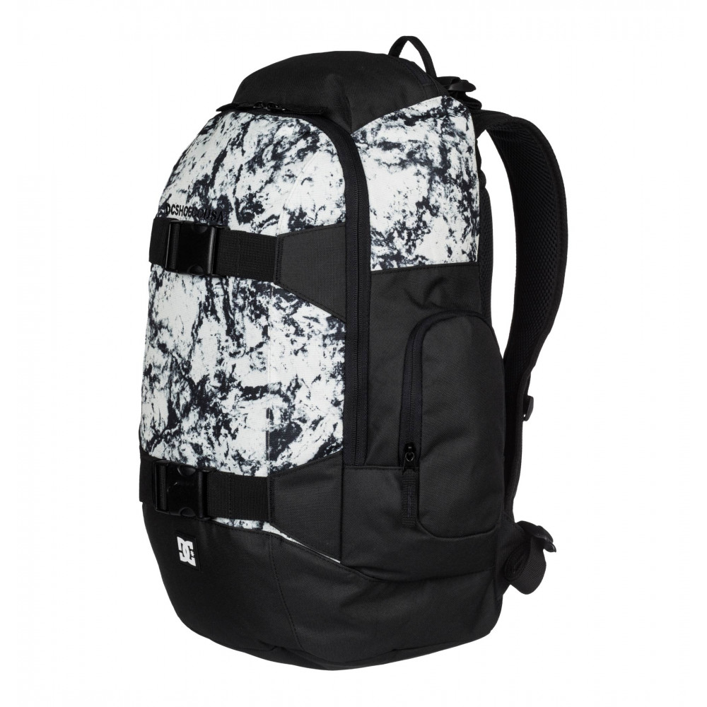 Mens Wolfbred III Backpack EDYBP03093 DC Shoes