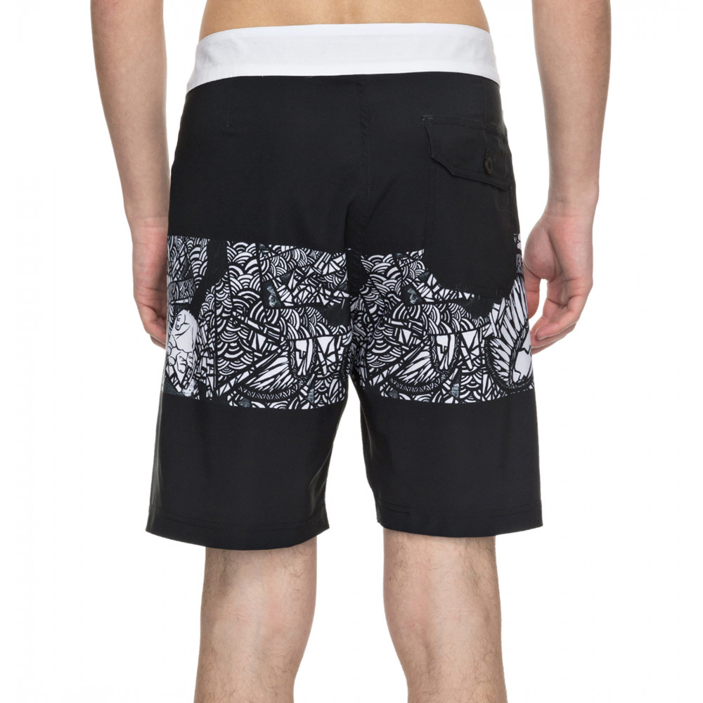 "Mens Darbotz 18"" Boardshorts EDYBS03062 DC Shoes"