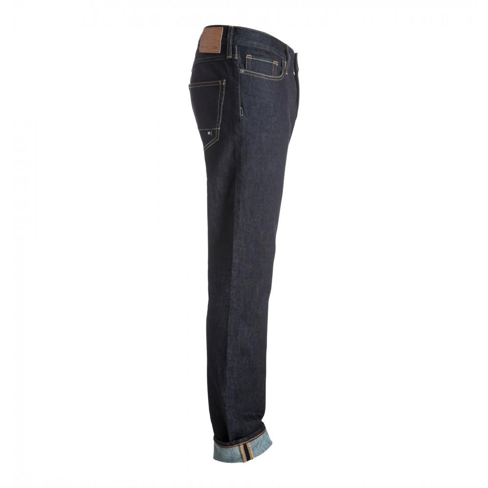 Mens Worker Straight Jean Indigo Rinse EDYDP03304 DC