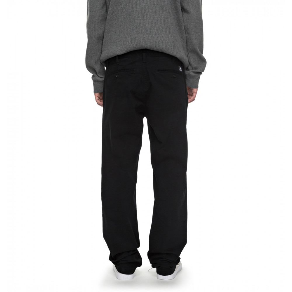 Mens Worker Straight Chino Pant  EDYNP03107 DC Shoes