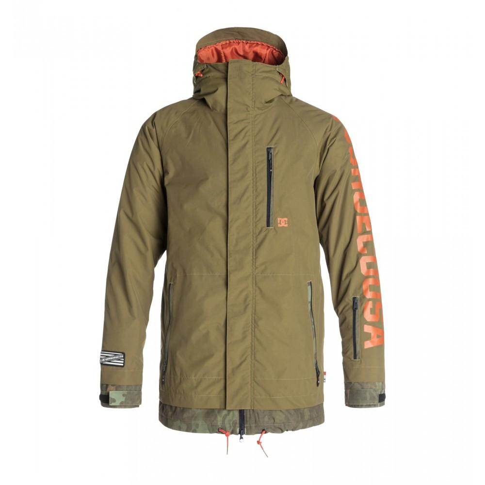Men's Ripley Snow Jacket EDYTJ03005 DC Shoes