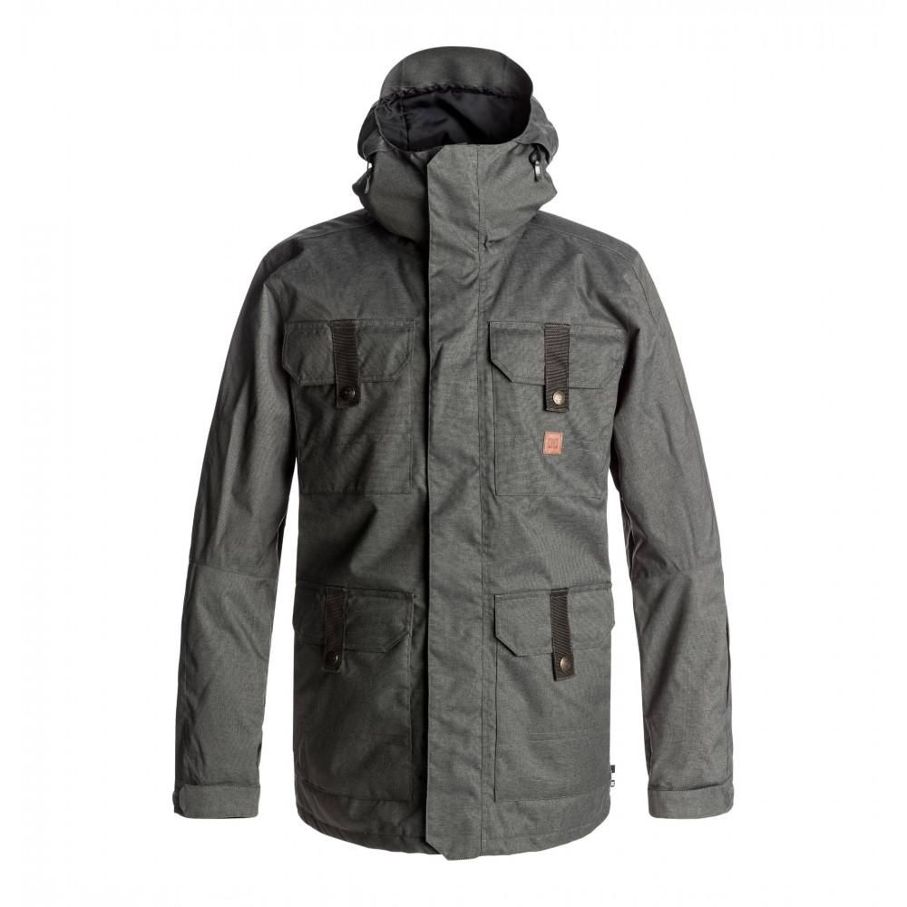Mens Servo 15K Snow Jacket EDYTJ03043 DC Shoes