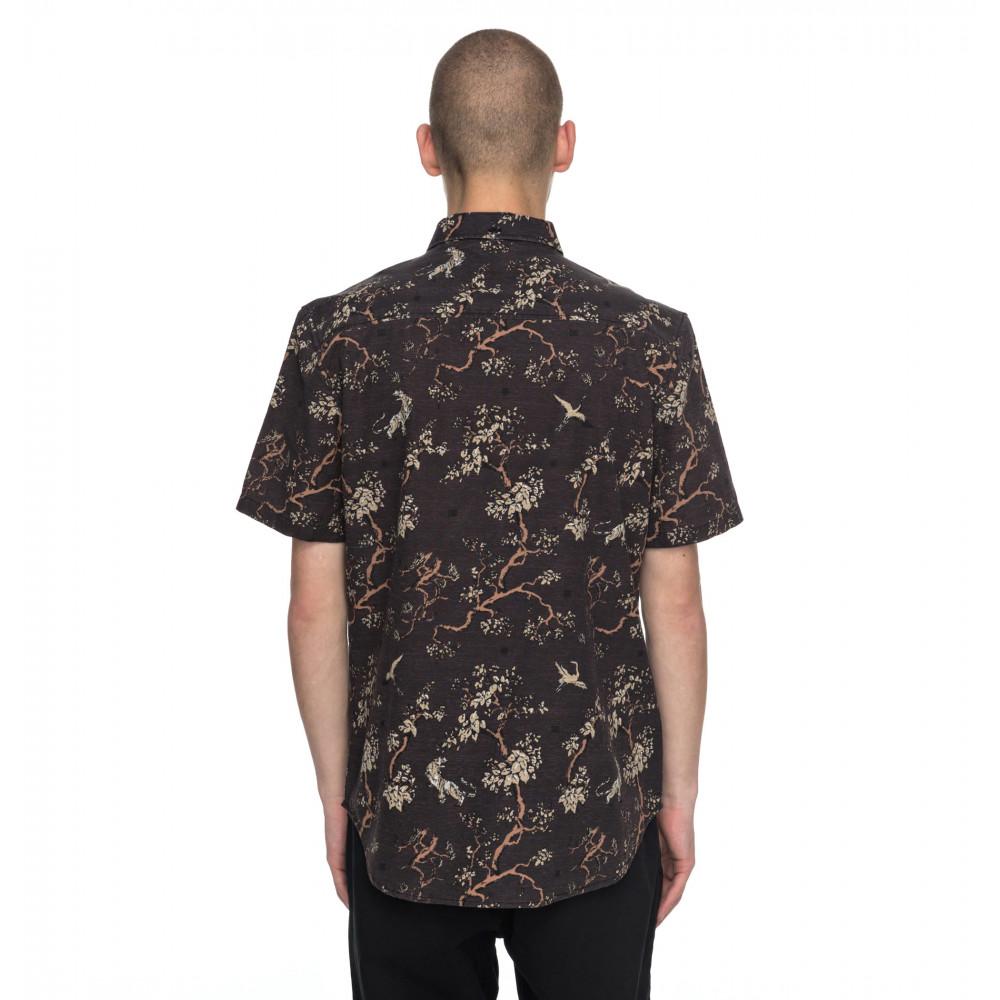 Mens Odanah Short Sleeve Shirt EDYWT03170 DC Shoes