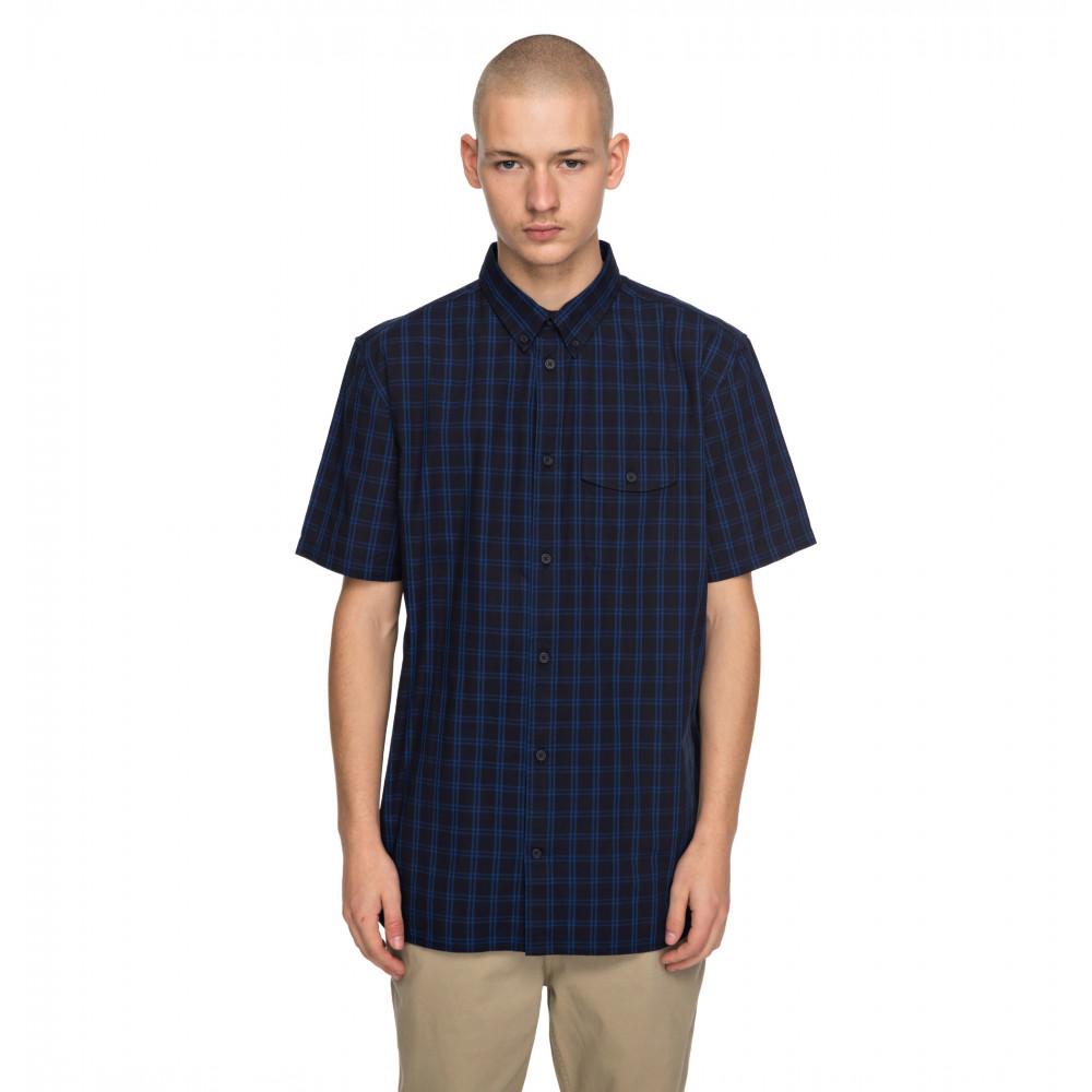 Mens Atura Short Sleeve Shirt EDYWT03178 DC Shoes