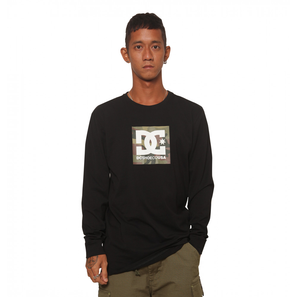 CAMO STAR FILL LS ID UDYZT03887 DC Shoes
