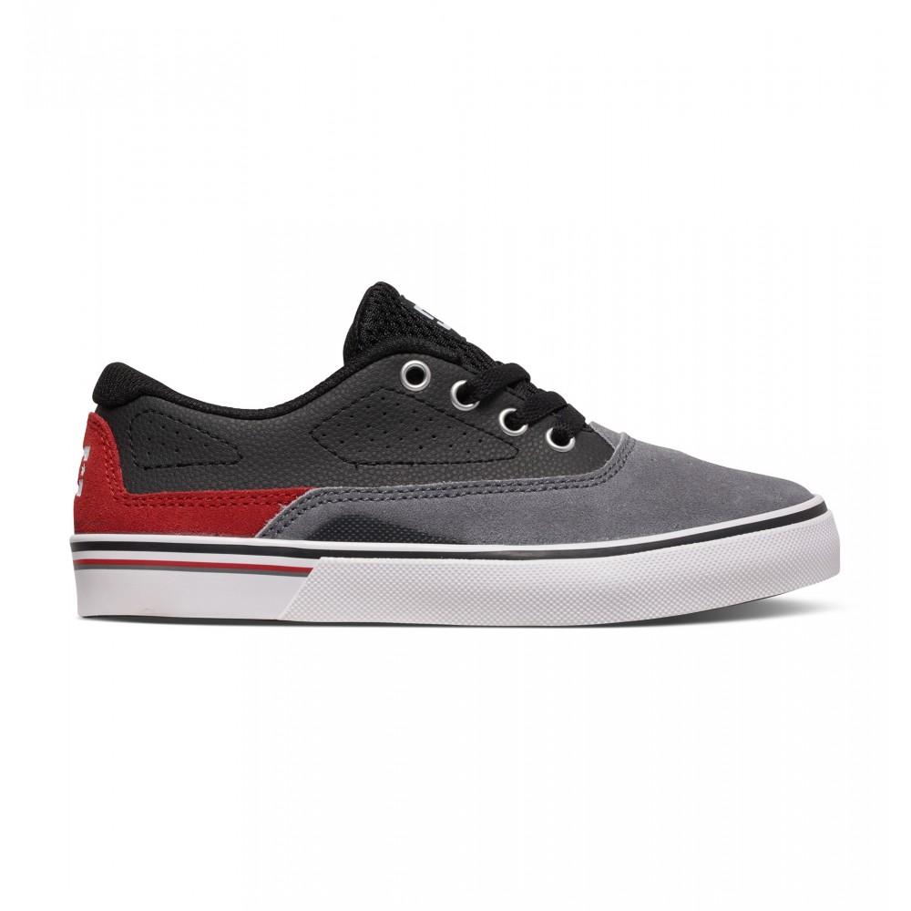 GREY/BLACK/RED