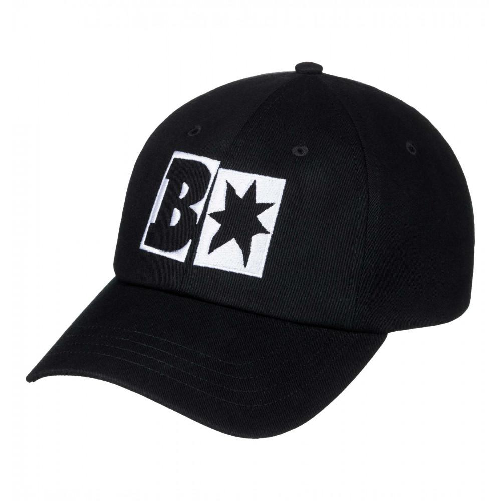Mens Baker x DC Decon Snapback Cap