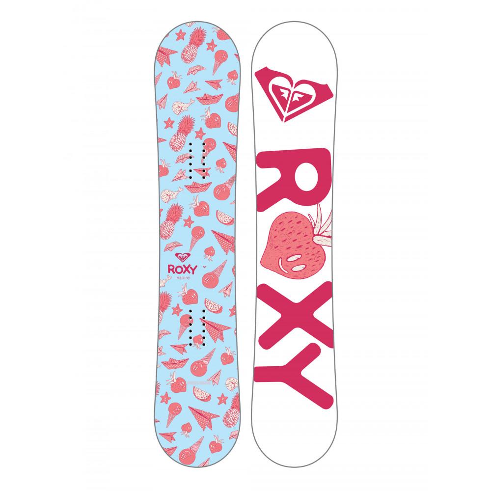 Girls 8-14 Inspire 122 Snowboard