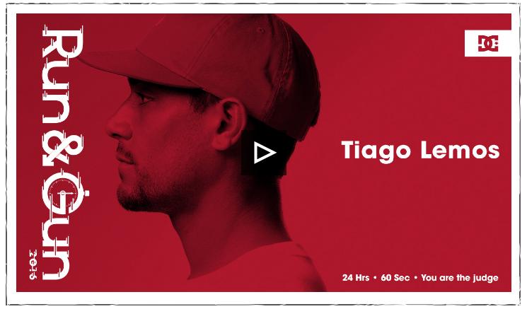 DC Run & Gun- Tiago Lemos